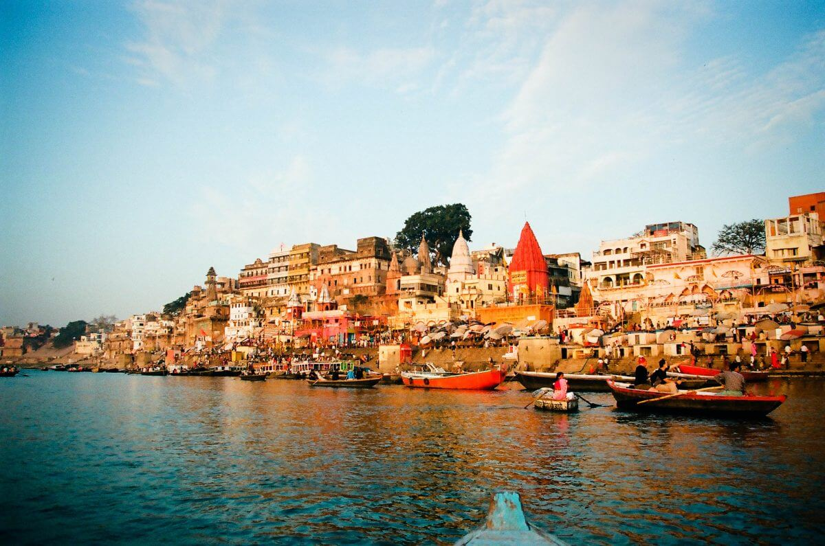 sanskrit essay on river ganga